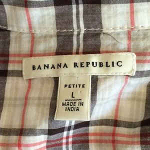Banana Republic Tops - Banana republic button down